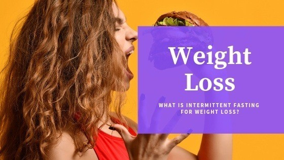 weight loss from fasting