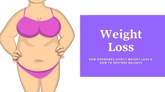 How Hormones Affect Weight Loss & How to Restore Balance