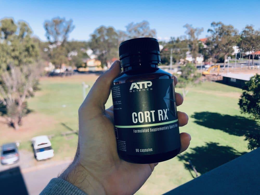 CortRX ATP Science