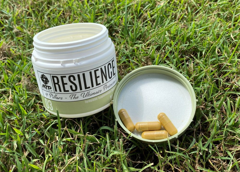 ATP SCIENCE RESILIENCE CAPSULES