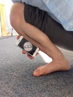 ankle dorsiflexion mobility