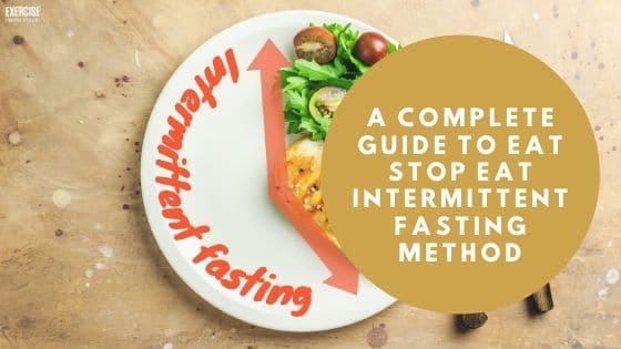 Eat Stop Eat Fasting Diet