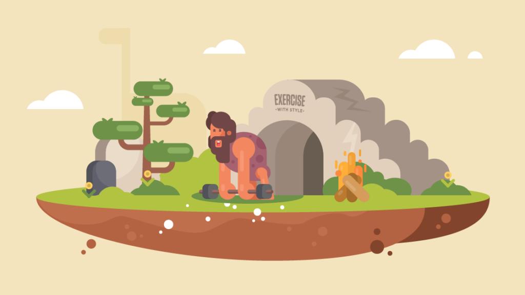 Intermittent Fasting Caveman