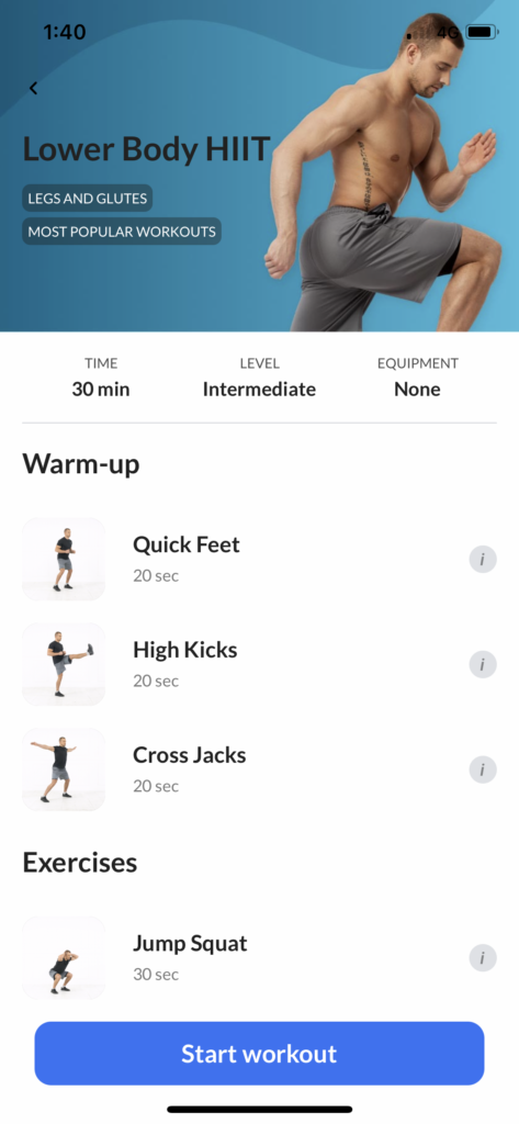 DoFasting Exercises