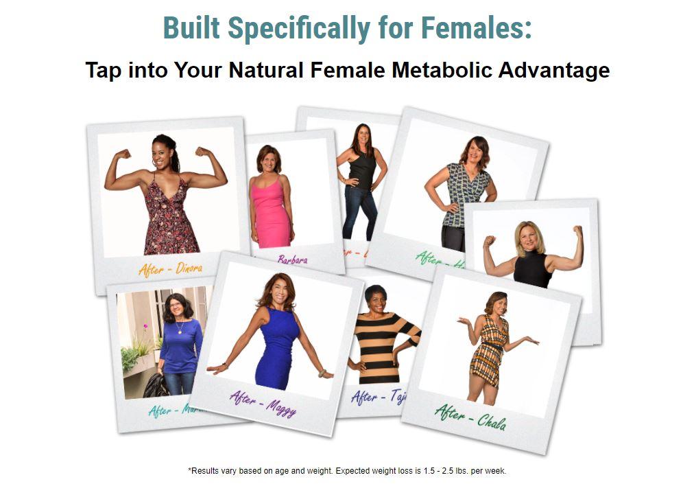 Metabolic Renewal Results