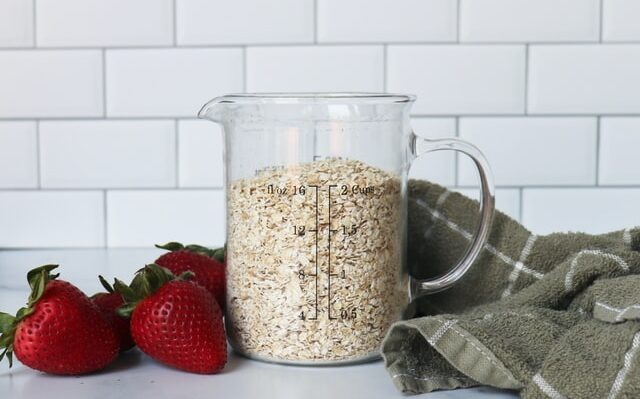 Rolled Oats Protein Boosters