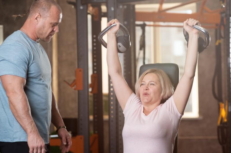 metabolism boosting workout for over 40