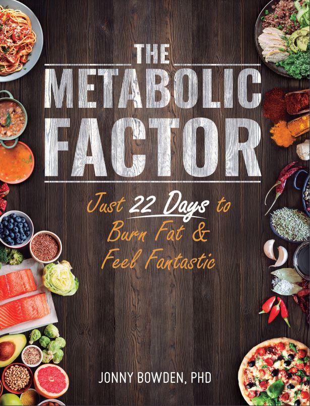 The Metabolic Factor Blueprint PDF