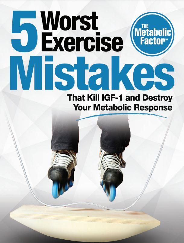 The Metabolic Factor Worst Exercise Mistakes PDF